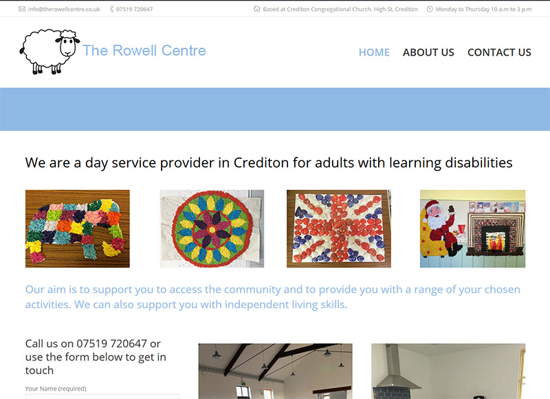 Adult Day Care Centre, Crediton